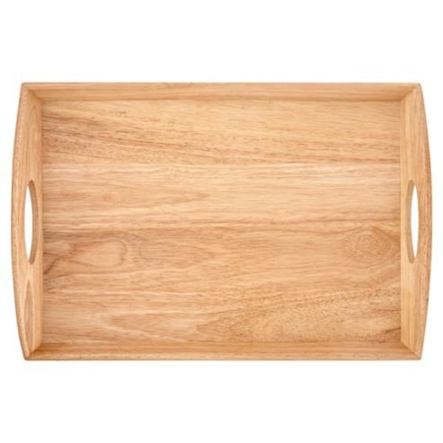 Tesco Wooden Tray