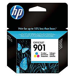 HP 901 Tri-colour Original Ink Cartridge