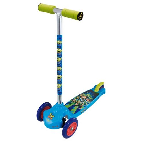 Toy Story Move N Groove Scooter