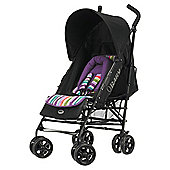 Obaby Atlas V2 Stroller, Purple Stripe