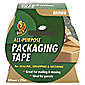 50mm x 25M Brown Packaging Tape