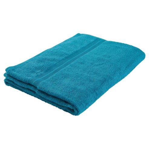 Tesco Bath Towel Turquoise
