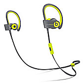Beats by Dr. Dre Powerbeats 2 Active Collection Wireless In-Ear Headphones - Shock Yellow