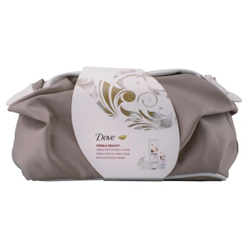 Dove Visible Beauty Bag