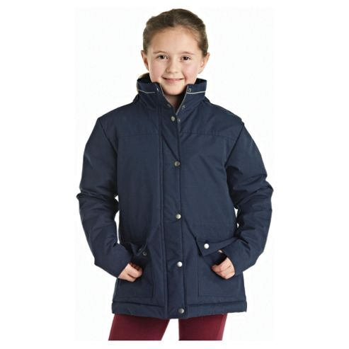 Harry Hall Child's Navy Newmarket Jacket 5/6