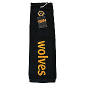 Wolves Golf Towel (Tri-Fold)