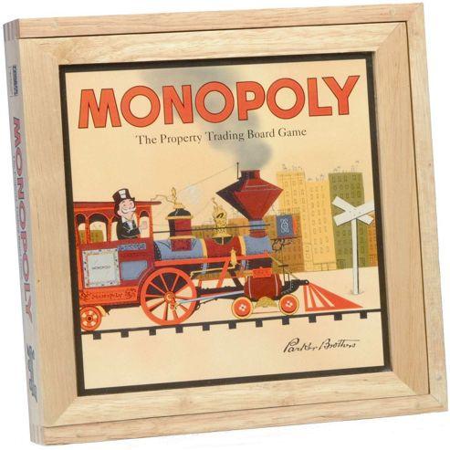 Monopoly Nostalgia Edition