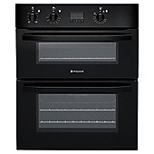 Hotpoint UH53W Built Under Double Oven