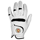 Arsenal Golf Glove LH Large