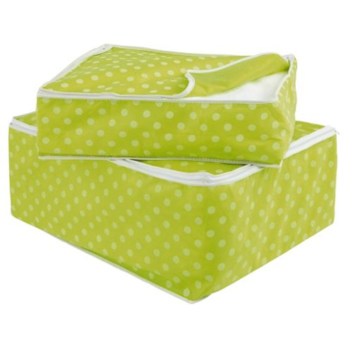 Pois Blanket Set (1 &2) Green