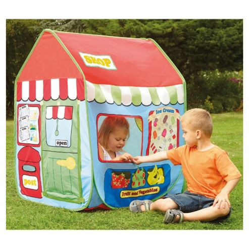 Tesco Pop-Up Shop Play Tent