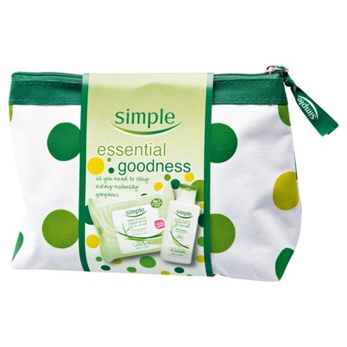 Simple Essential Goodness Gift Bag