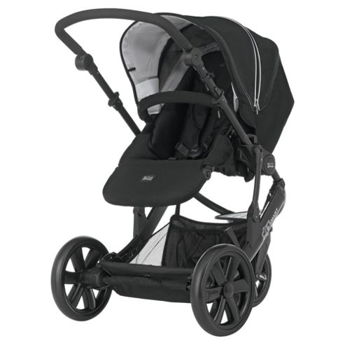 Britax B-Smart 3 Wheeler Pushchair Black Thunder