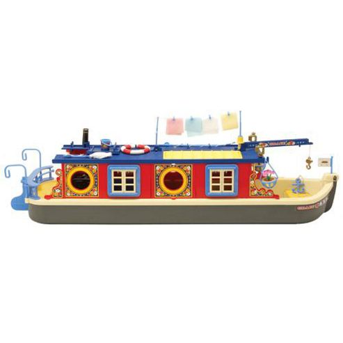 Sylvanian Families - Waterside Canal Boat