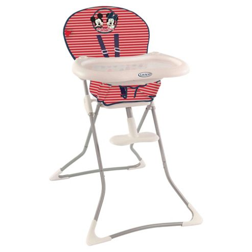 Graco Disney Teatime Highchair Mickey And Minnie