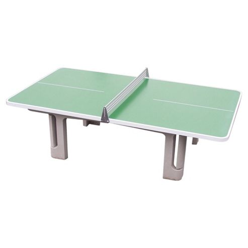 Butterfly B2000 Standard Concrete table Table Tennis Table - Granite Green