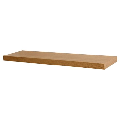 Oak Floating Shelf 80cm