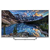 Sony KDL43W807CSU 43 Inch Smart 3D Youview/Android WiFi Built In Full HD 1080p LED TV with Freeview HD - Silver