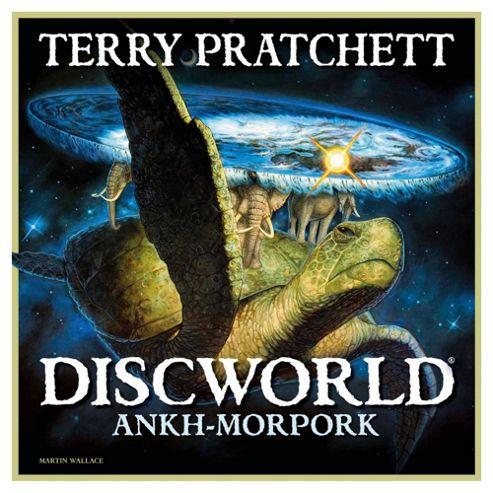 Terry Pratchett'S Discworld Ankh-Morpork Game