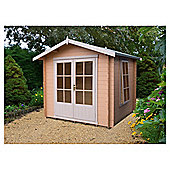 Finewood Barnsdale Log Cabin 9x9