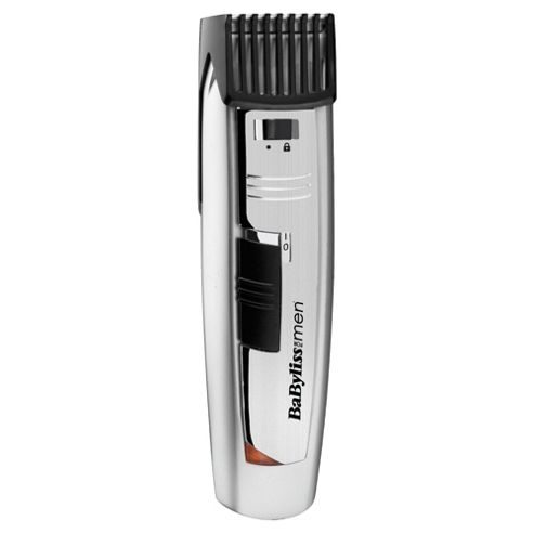 buy babyliss for men even finish beard trimmer from our stubble and beard tri. Black Bedroom Furniture Sets. Home Design Ideas