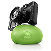 Bosiho Leisure Products Ballpod 8Cm Green Non-slip silicon skin standard 1/4' Inch camera mounting screw BP1-GRE-EN