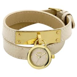 Oasis Wrap Around Strap Watch