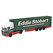 Corgi Toys TY86646 1:64 Scale Eddie Stobart Curtainside Superhauler Die Cast Vehicle