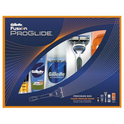 Gillette Fusion Proglide Regime Pack