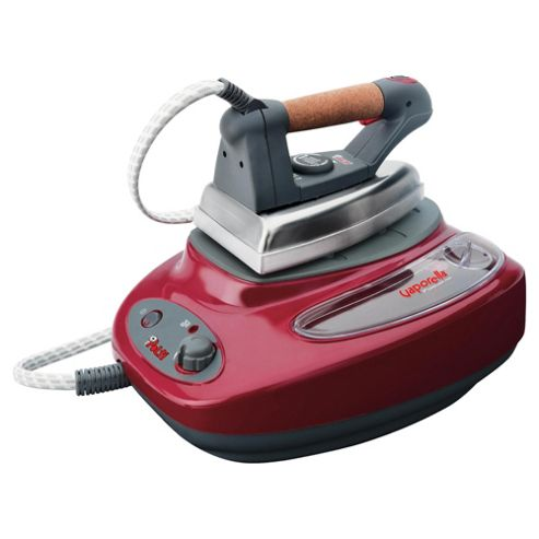 Polti Vaporella 700 Steam Generator with Aluminium plate - Red