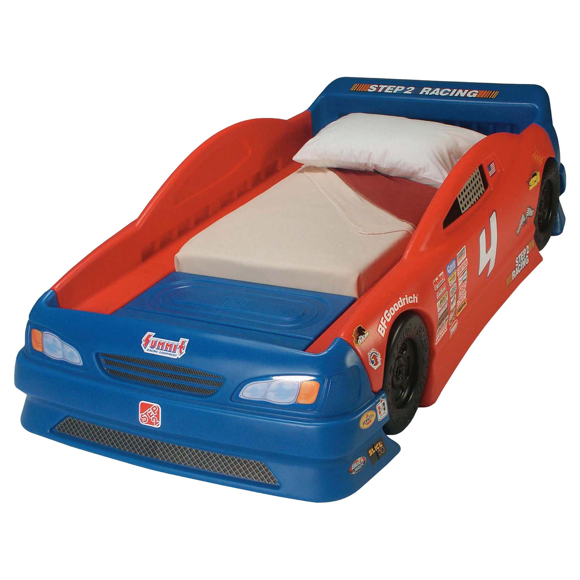 Step2 Stock Car Convertible Bed at Tesco Direct
