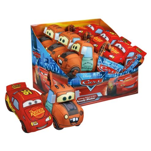 Disney Cars Squashy Washies