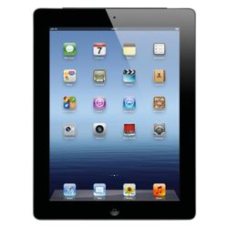 3rd Generation iPad Wi-Fi 4G 64GB Black