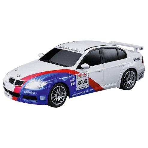 Auldey BMW 320SI WTCC RC Toy Car 1:16