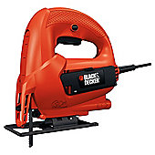 Black & Decker 500W Saw Inc Case - KS777K
