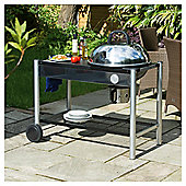 Masterchef Trolley Charcoal BBQ