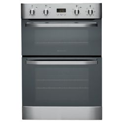Hotpoint DH93X Built In Double Oven