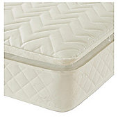 Airsprung Luxury Trizone Pillowtop Small Double Mattress