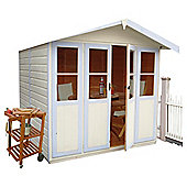 Finewood Haddon Wooden Summerhouse, 7x5ft