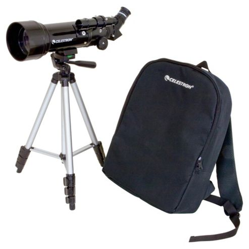 Celestron Travel Scope 70mm Portable Telescope