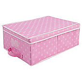 Pois box, large pink
