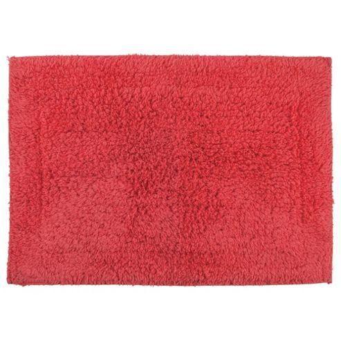 Tesco Bath Mat Coral