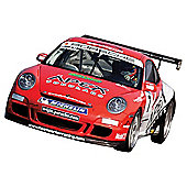 Scalextric C3182 Porsche 997 1:32 Scale Super Resistant Slot Car