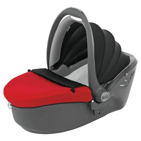 Britax Baby Safe Sleeper, Chilli Pepper GROUP 0