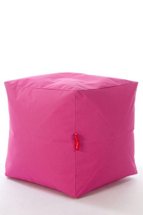 Kaikoo Indoor/Outdoor Cube Pink