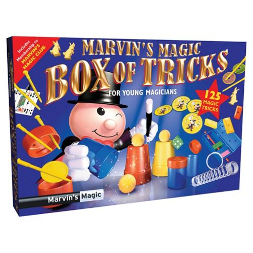Marvin'S Magic 125 Box Of Tricks