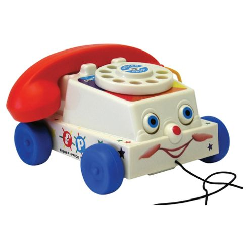 Fisher-Price Classics Chatter Telephone