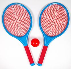 Tesco Junior Tennis Set
