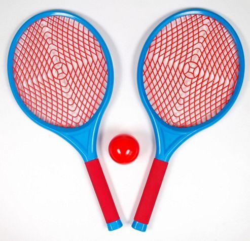 Tesco Junior Tennis Set