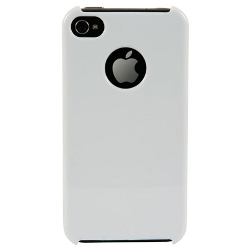 Orbyx Window Clip Case iPhone 4 White
